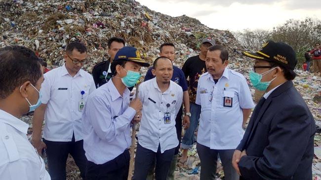 TPA Supit Urang Longsor, Lokasi Zona Rawan