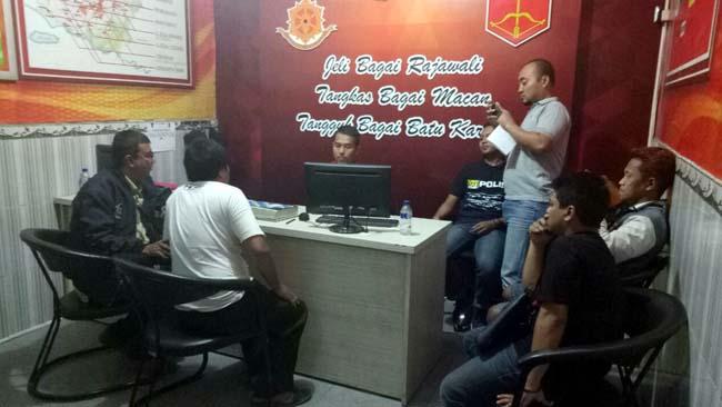 Wartawan Senior Jember Dikeroyok Saat Liputan Sepak bola