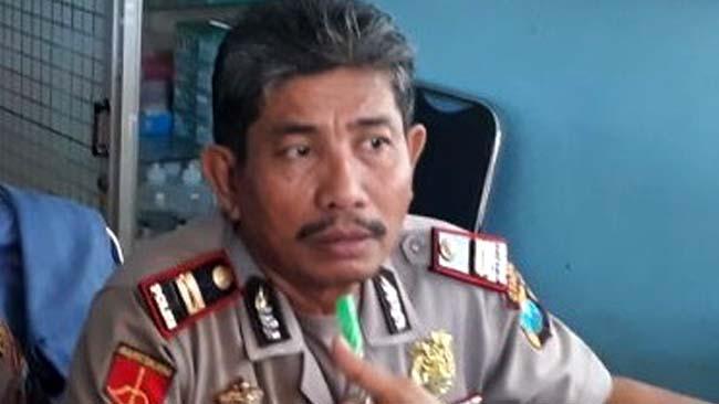 Kapolsek Iptu Bambang Irianto,SH