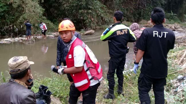 Ibu Bunuh Bayi Laki-Laki, Dibuang di Sungai Metro