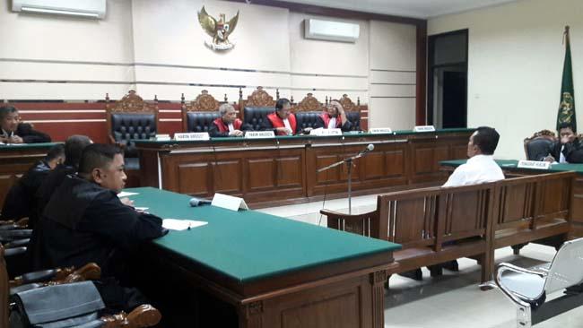 PLH Kajari Pengajuan PK Terpidana Sunarto Tak Pengaruhi Eksekusi