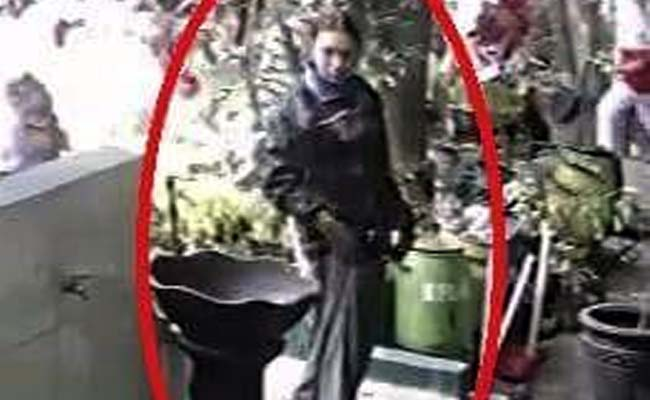 SDN Kotalama 4 Digarong, Aksi Pelaku Tertangkap CCTV