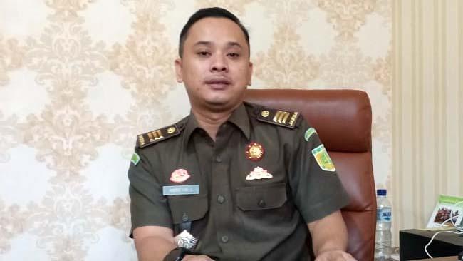 Kepala Seksi Pidana Khusus Kejari Gresik, Andrie Dwi Subianto