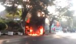 Ban Mobil Copot, Hantam Kios Bensin Eceran…. Blarrrrrr