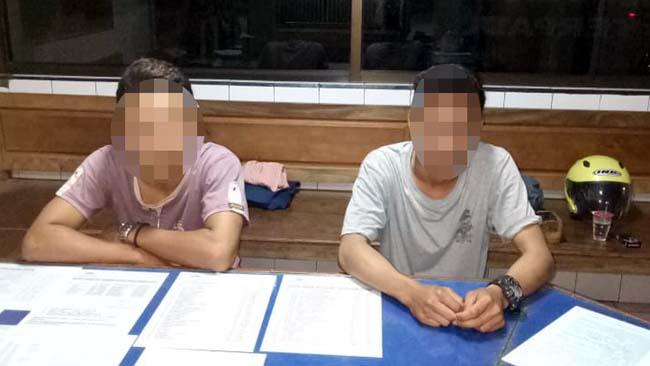 Frustasi Tak Lulus Ujian SIM, 2 Pemuda Mabuk di Jalan, Nyelonong Tidur di Rumah Orang