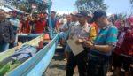 Nelayan Pantai Bomo Temukan Mrs X Mengapung di Tengah Laut