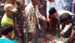 Perangkat Desa Patemon Di Massa Warga Kedapatan Mencuri Motor