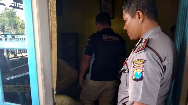 Rampok Gagal, Kepala Korban Dikepruk Kursi