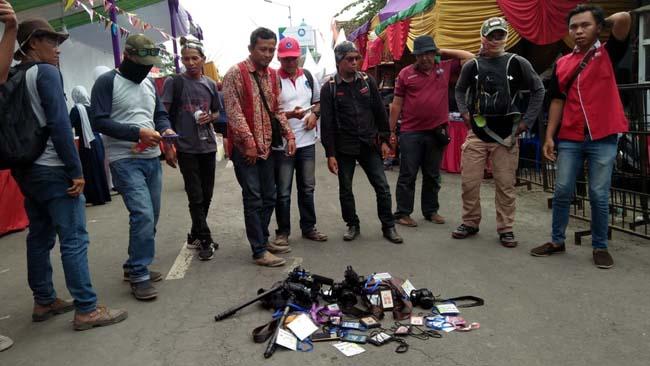 Wartawan Jember Boikot Festival Egrang Tanoker