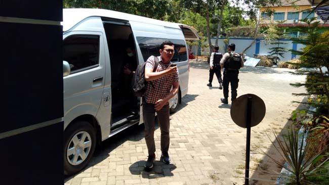 4 Jam, KPK Cari Bukti Korupsi di PU SDA, Pegawai Tak Tahu Menahu
