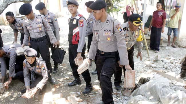 6 Kecamatan di Jember Terdampak Gempa Situbondo