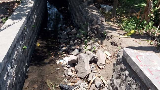 Banyak Ditemukan Proyek Bodong Di Bondowoso