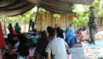 Divif 2 Kostrad, Sosialisasi RS Lapangan dan Distribusi Pakaian Bekas di Palu
