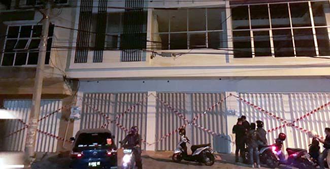 inilah Ruko Jl BS Riadi, Kelurahan Oro-Oro Dowo aset Pemkot yang telah dijual. (gie)