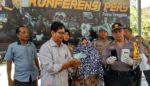 IRT Asal Malang Dikerangkeng di Polres Trenggalek