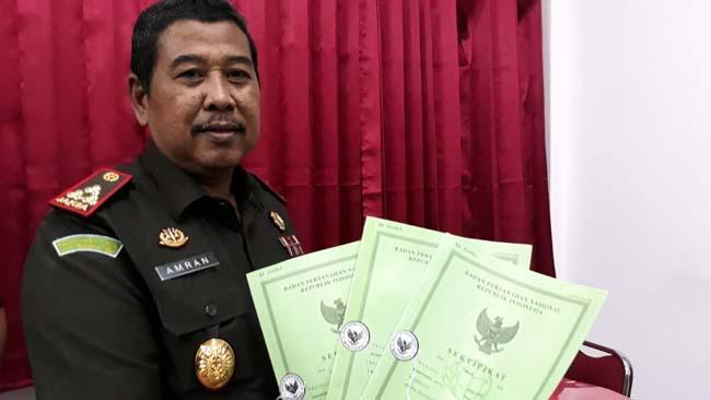 Kasus Penjualan Aset Pemkot Malang, Istri Leonardo Serahkan 3 Sertifikat ke Kejari Malang