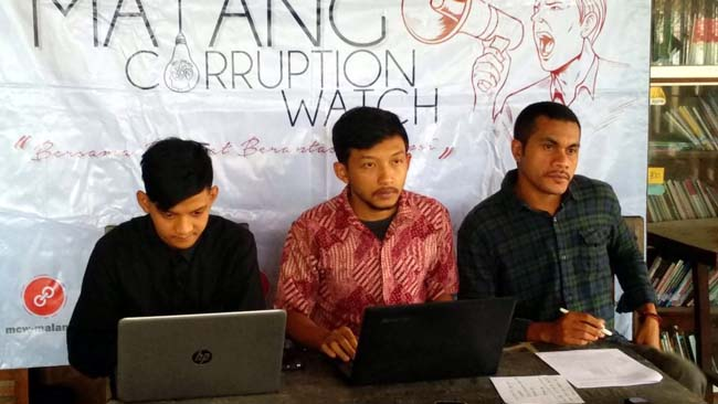 MCW Menelisik Dugaan Alur DAK 2011 Bidang Pendidikan