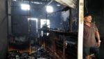 Pasar Sidoharjo Terbakar, Satu Stand Ludes
