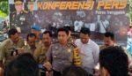Polres Trenggalek Ungkap Penyebab Kebakaran Pasar Pon