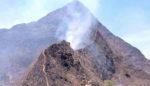 Terbakar Lagi, Hutan Lereng Gunung Argopuro