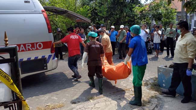 Warga Jember Ditemukan Membusuk di Sidoarjo