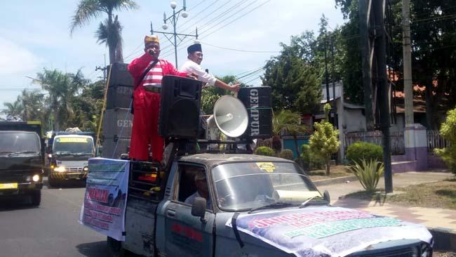 Demo Tambang Liar Bubar, Setelah Ada Kesepakatan