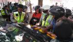 Pemotor Ngeyel Tak Mau Ditilang, Hindari Operasi Zebra 2018