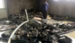 Pembangunan Belum Kelar, Rumah Sakit Polda Jatim Dilalap Api