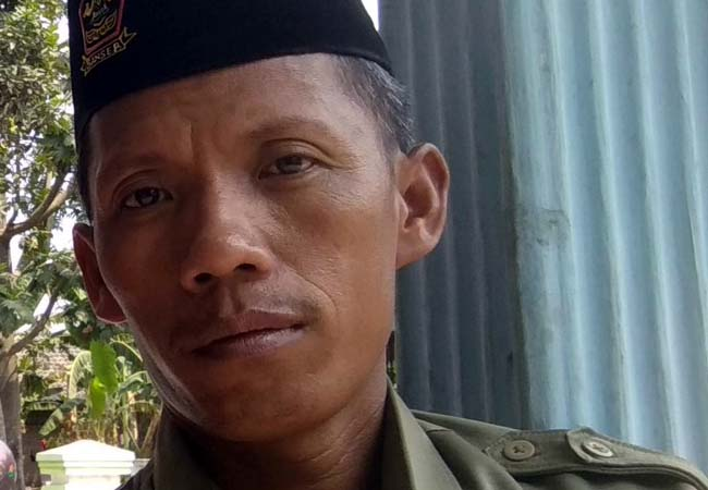 Pimpinan Pondok Nurul Islam Banjar Tanggul Diancam Pedang Preman
