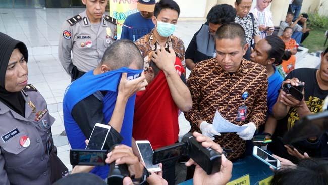 Polrestabes Surabaya Bongkar Jaringan Narkoba