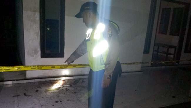 Teror Bom Guncang Karang Rejo Lumajang