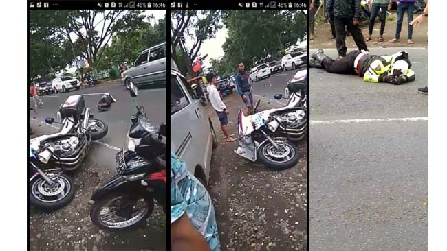 Kawal Rombongan, Anggota Patwal Polres Mojokerto Tewas Kecelakaan di Kota Malang