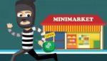 Kawanan Pencuri Gasak Minimarket Dekat Polsek Kalianget