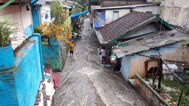 Kota Malang Darurat Banjir
