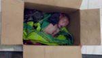 Bayi Lelaki Dibuang di Mushola Baitul Amanah
