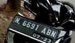Ditinggal Belanja, Motor Dicuri Maling