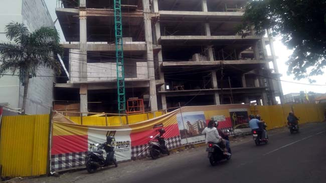 Managemen Hotel Ubud Hentikan Aktivitas Pekerjaan
