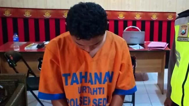 Perkara Dilimpahkan ke Polresta, Pelajar SMK Pengubur Bayinya Sendiri Ditahan