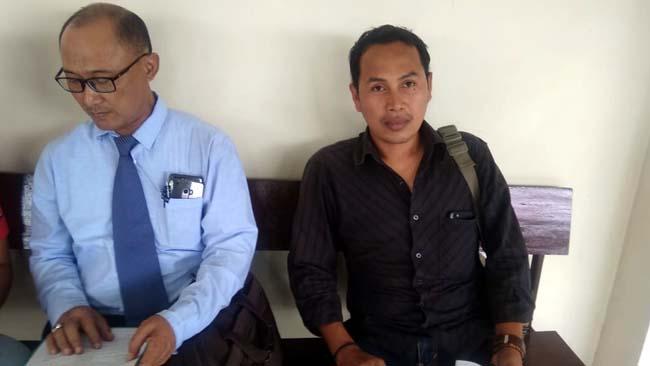 Tak Terima Balik Sertifikat, Warga Karangsari Bantur Laporkan Oknum Bank ke Polres Malang