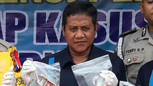 Wong Tanggulangin Gagal Pesta Sabu