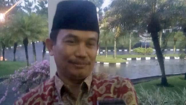 DidiK Machmud ketua fraksi Golkar