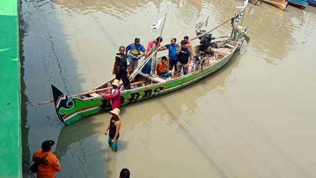 Terjebur di Sungai Buntung, Balita Ditemukan di Pantai Banjarkemuning