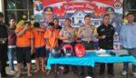 3 Begal Beraksi di Perbatasan Kota Batu dan Mojokerto, 4 Korban Diborgol