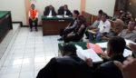 Terkait Penerbitan Akte Ganda, di Depan Majelis Hakim, Beni Bosu Ngaku Khilaf