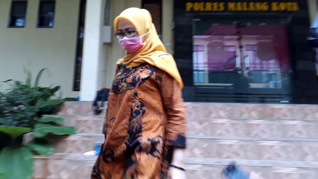 Istri Arif Wicaksono Diperiksa KPK, Bungkam Saat Dikonfirmasi Wartawan