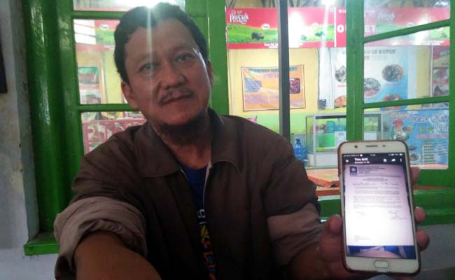 Oknum Petinggi PAN Jember akan Dilaporkan Ke Polisi Atas Dugaan Gelapkan Uang saksi