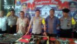Pencuri Sepeda Motor Wakil Ketua DPRD Kota Batu Diringkus
