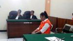 Sidang Penipuan Aset, Divonis 3 Tahun, Maria Pingsan