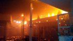 Diduga Dipicu Korsleting Listrik, Ponpes di Taman Sidoarjo Terbakar