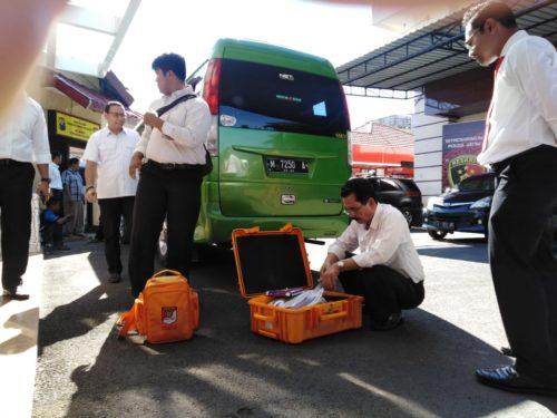 Polda Jatim Hadang 1200 Demonstran ke Jakarta